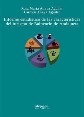 INFORME ESTADÍSTICO DE LAS CARACTERÍSTICAS DEL TURISMO DE BALNEARIO DE ANDALUCÍA