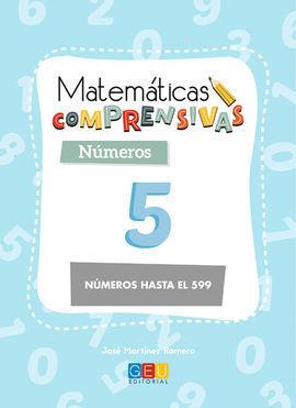 MATEMATICAS COMPRENSIVAS NUMEROS 5