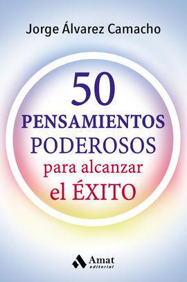 50 PENSAMIENTOS PODEROSOS