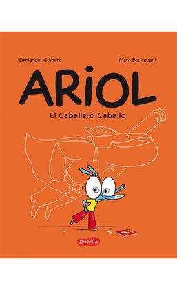 ARIOL EL CABALLERO CABALLO