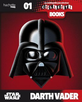 COLLECTI BOOKS - DARTH VADER