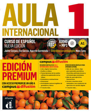 AULA INTERNACIONAL 1 ALUMNO+CD+CAMPUS