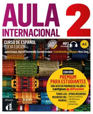 AULA INTERNACIONAL 2 ALUMNO+CD+CAMPUS