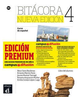 BITACORA 4 EDICION PREMIUM