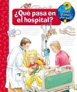 ¿QUE?... ¿QUE PASA EN EL HOSPITAL?