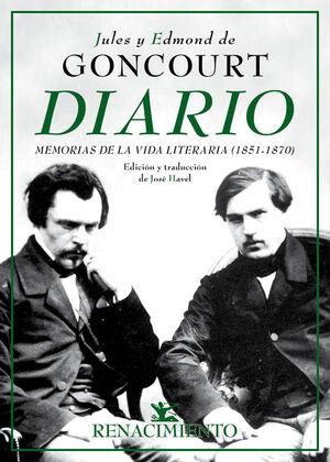 DIARIO. MEMORIAS DE LA VIDA LITERARIA (1851-1870)