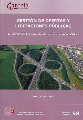 GESTIÓN DE OFERTAS Y LICITACIONES PÚBLICAS