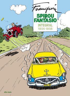 SPIROU Y FANTASIO INTEGRAL 4