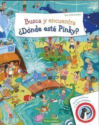 BUSCA Y ENCUENTRA ¿DONDE ESTA PINKY?