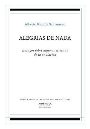 ALEGRIAS DE NADA
