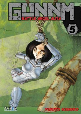 GUNNM (BATTLE ANGEL ALITA) 5