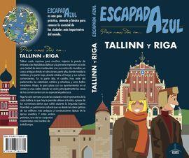 TALLINN Y RIGA ESCAPADA AZUL