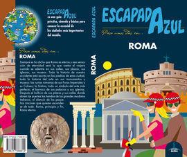 ESCAPADA AZUL ROMA