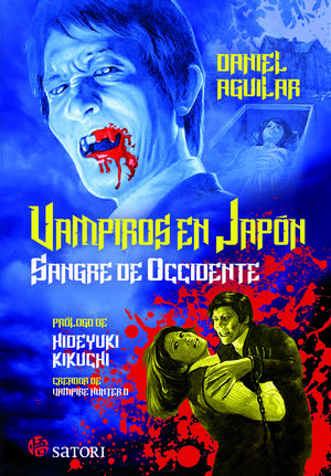 VAMPIROS EN JAPON - SANGRE DE OCCIDENTE