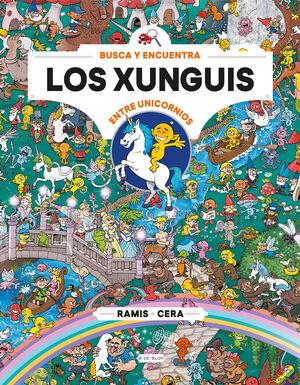 XUNGUIS EN EL PAIS DE LOS UNICORNIOS,LOS