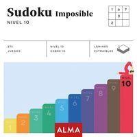 SUDOKU IMPOSIBLE. NIVEL 10