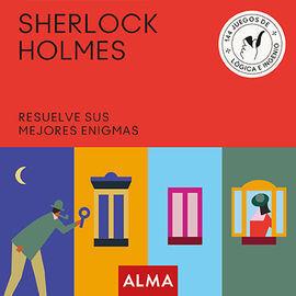 SHERLOCK HOLMES. RESUELVE SUS MEJORES ENIGMAS (CUADRADOS DE DIVER