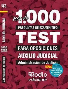AUXILIO JUDICIAL. ADMINISTRACIÓN DE JUSTICIA