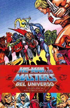HE-MAN Y LOS MASTERS DEL UNIVERSO: COLECCIÓN DE MINICÓMICS VOL. 02