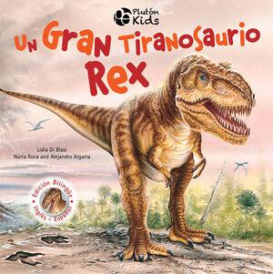 UN GRAN TIRANOSAURIO REX