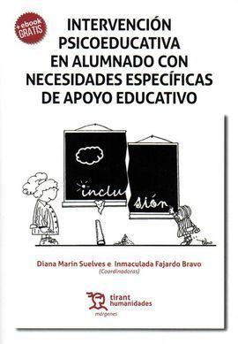INTERVENCION PSICOEDUCATIVA EN ALUMNADO CON NECESITADES ESP