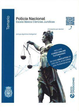 TEMARIO POLICIA NACIONAL ESCALA BASICA