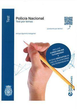 TEST POLICIA NACIONAL ESCALA BASICA