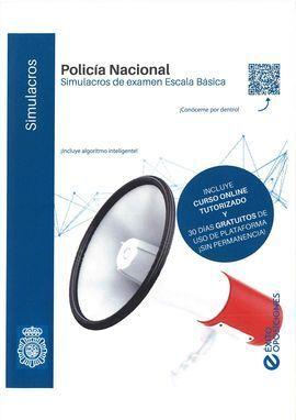 SIMULACROS DE EXAMEN POLICÍA NACIONAL ESCALA BÁSICA