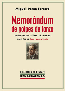 MEMORANDUM DE GOLPES DE LANZA