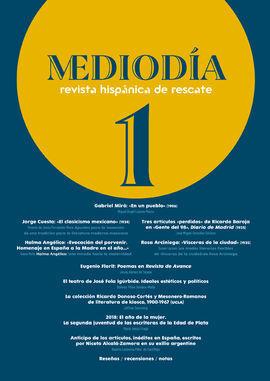 MEDIODIA. REVISTA HISPANICA DE RESCATE