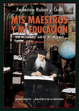 MIS MAESTROS Y MI EDUCACION