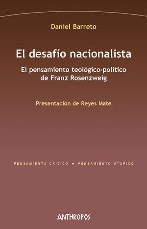 EL DESAFIO NACIONALISTA