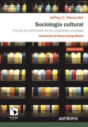 SOCIOLOGIA CULTURAL 2ªED