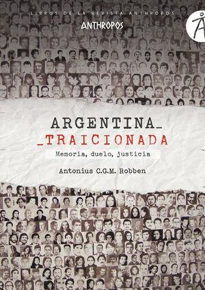 ARGENTINA TRAICIONADA