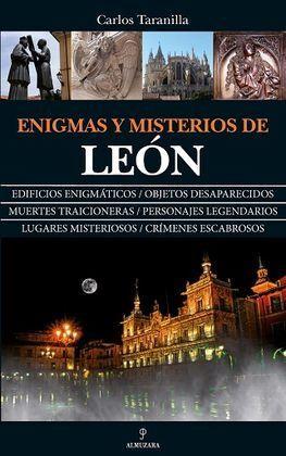 ENIGMAS Y MISTERIOS DE LEÓN