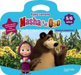 MASHA Y EL OSO VACACIONES 5 AÑOS