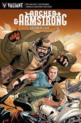 ARCHER & ARMSTRONG, EDICION DE LUJO 1
