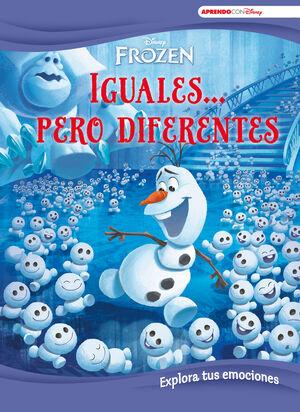 IGUALES... PERO DIFERENTES