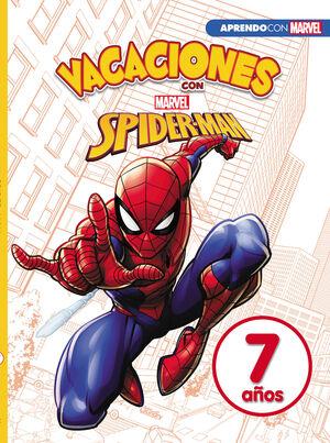 VACACIONES CON SPIDER-MAN (LIBRO EDUCATIVO MARVEL CON ACTIVIDADES)