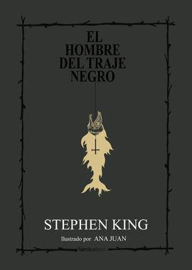 EL HOMBRE DEL TRAJE NEGRO. NE 2019. CARTONE