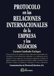 PROTOCOLO EN LAS RELACIONES INTERNACIONALES EMPRESA Y