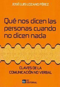CLAVES DE LA COMUNICACIÓN NO VERBAL