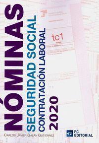 NOMINAS SEGURIDAD SOCIAL CONTRATACIÓN LABORAL 2020