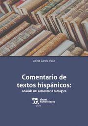 COMENTARIO TEXTOS HISPANICOS ANALISIS COMENTARIO FILOLOGICO