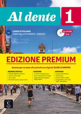 AL DENTE 1 LIBRO DELLO STUDENTE ESERCIZI PREMIUM A2