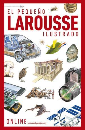 EL PEQUEÑO LAROUSSE ILUSTRADO 2019