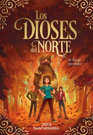 EL LINAJE PERDIDO (LOS DIOSES DEL NORTE 3)