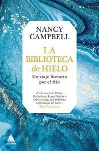 LA BIBLIOTECA DE HIELO