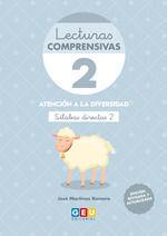 LECTURAS COMPRENSIVAS 2 4ªED  SÍLABAS DIRECTAS