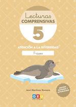LECTURAS COMPRENSIVAS 5 FRASES 4ª ED.